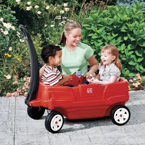 Step2 Neighborhood Wagon Ride-On