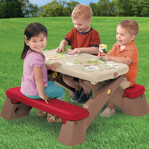 step 2 folding picnic table instructions | Woodworking Guide Plans