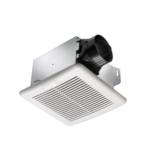 BreezGreenBuilder 100 CFM Energy Star Bathroom Fan