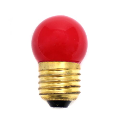 LumiSource 40W Colored Halogen Light Bulb