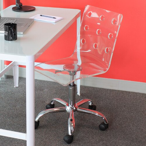 LumiSource Swiss Acrylic Office Chair