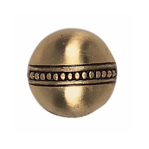 "Daltile Massalia 1"" x 1"" Decorative Bead Button in Bullion"