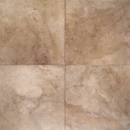 "Daltile Portenza 14"" x 14"" Field Tile in Terra Di Siena"