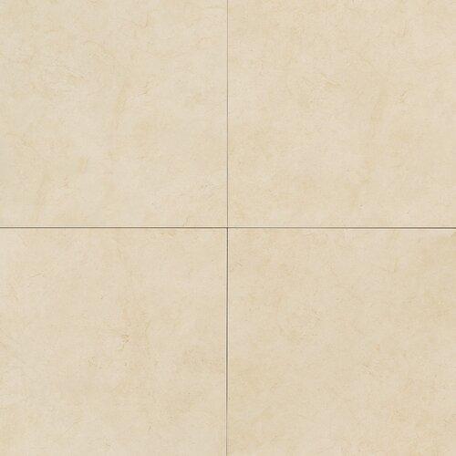 """Daltile Monticito 12"""" x 12"""" Plain Field Tile in Alba"""