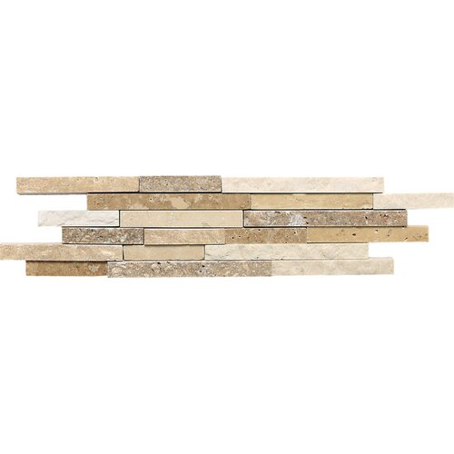 "Daltile Stratford Place 9"" x 2"" Decorative Accent in Universal"