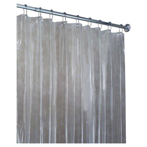 InterDesign Vinyl Shower Curtain / Liner