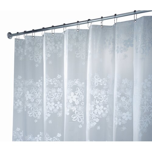 EVA Vinyl Fiore Shower Curtain