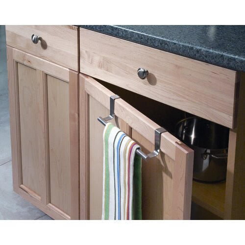 "InterDesign Forma Over the Cabinet 9"" Towel Bar"