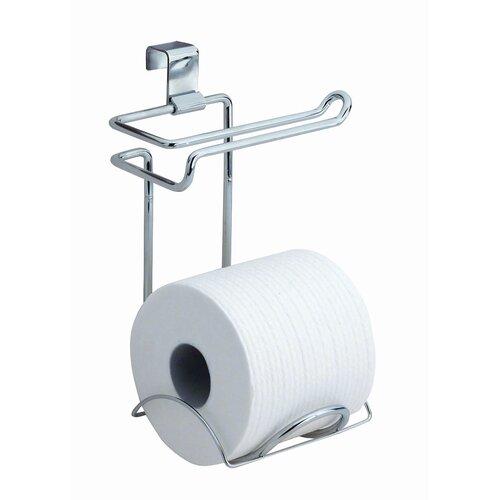 InterDesign Classico Over the Toilet Toiletpaper Holder