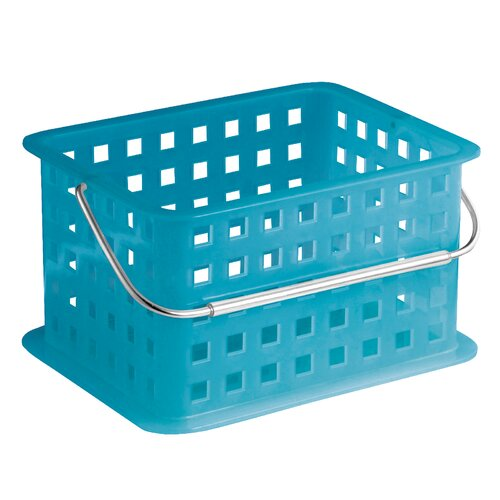 InterDesign Spa Small Basket with Handles