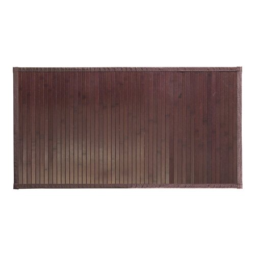 InterDesign Formbu Bamboo Bath Mat