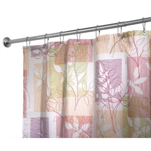 Interdesign Vivo Polyester Shower Curtain Reviews Wayfair