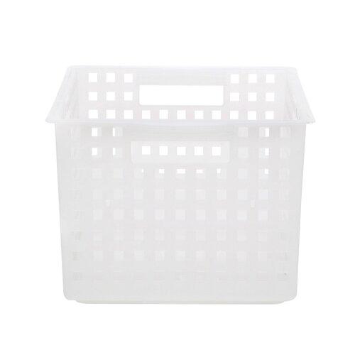 InterDesign Spa Large Crate Basket