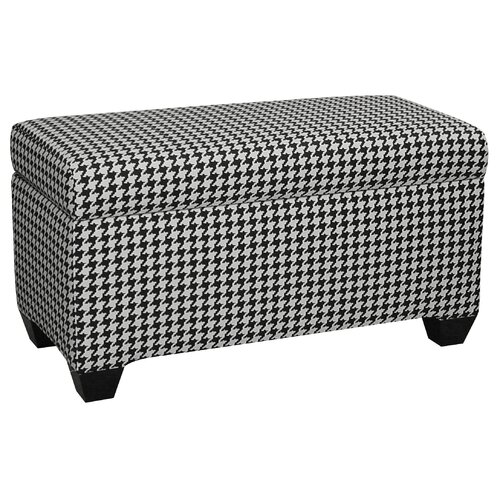 Skyline Furniture Storage Ottoman