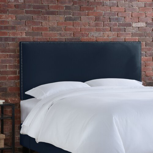 Skyline Furniture Nail Button Patriot Upholstered Headboard