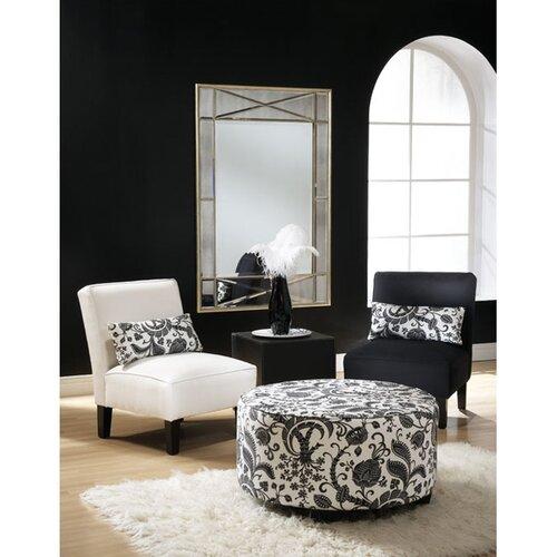 Skyline Furniture Lounge Ottoman