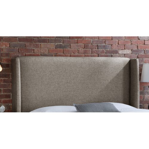 Groupie Wingback Upholstered Headboard