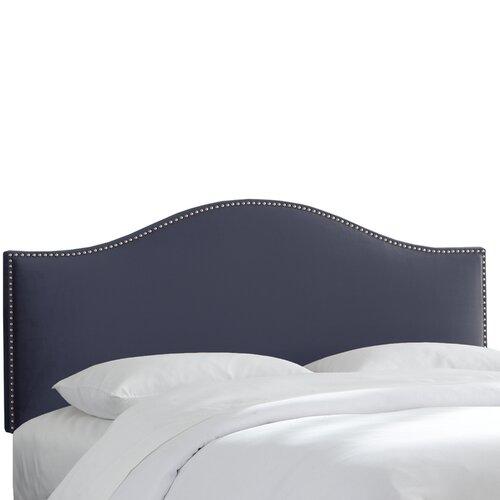 Skyline Furniture Premier Nail Head Upholstered Headboard