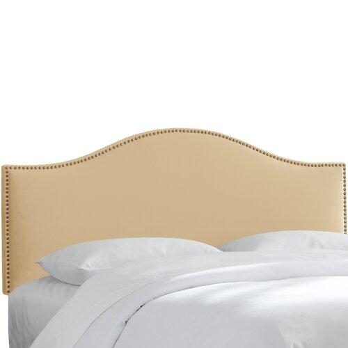 Skyline Furniture Nail Button Upholstered Headboard