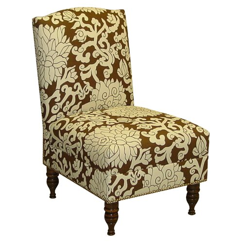 Skyline Furniture Athens Fabric Slipper Chair