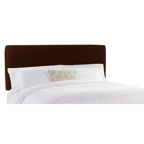 Skyline Furniture Linen Slipcover Upholstered Headboard