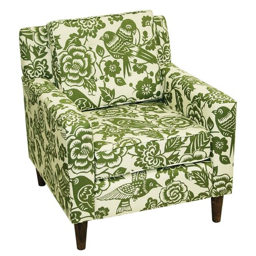 Skyline Furniture Cube Fabric Chair