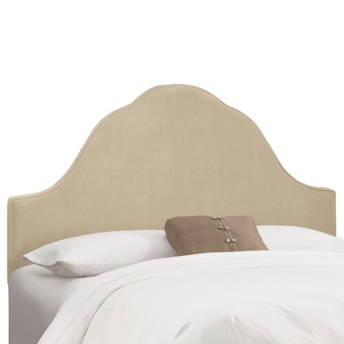 Velvet Arched Headboard