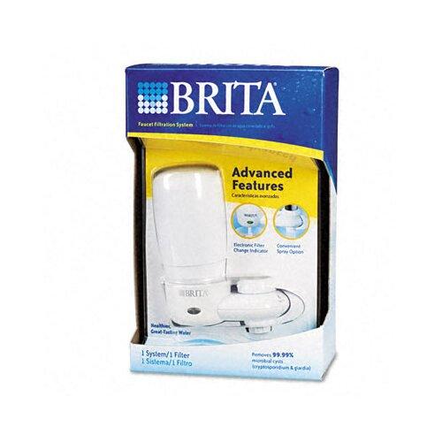 Brita Faucet Filter System, Electronic Filter Change Indicator