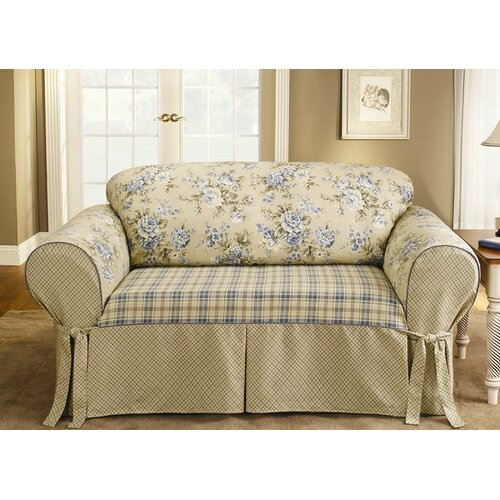 Sure-Fit Lexington Loveseat Slipcover