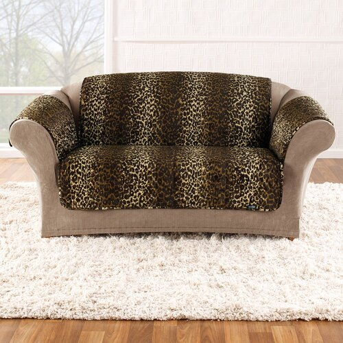 Sure-Fit Quik Loveseat Slipcover