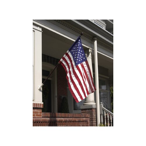Valley Forge Flag Deluxe United States Traditional Flag Set