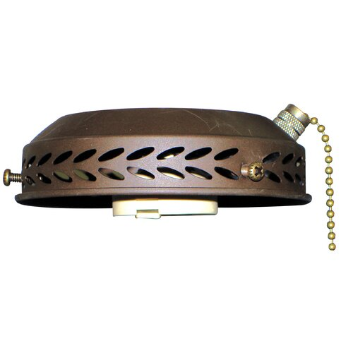 Royal Pacific 18W Single Light Fitter in Oil Rubbed Bronze