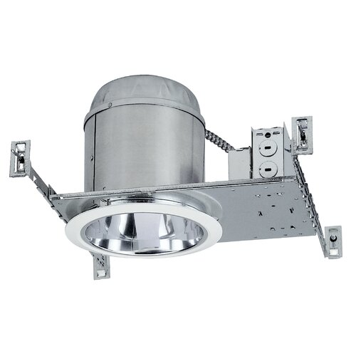 "Royal Pacific IC Airtight Compact Fluorescent 6"" Recessed Housing"