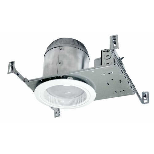 "Royal Pacific IC Line Voltage Compact Fluorescent Airtight 6"" Recessed Housing"