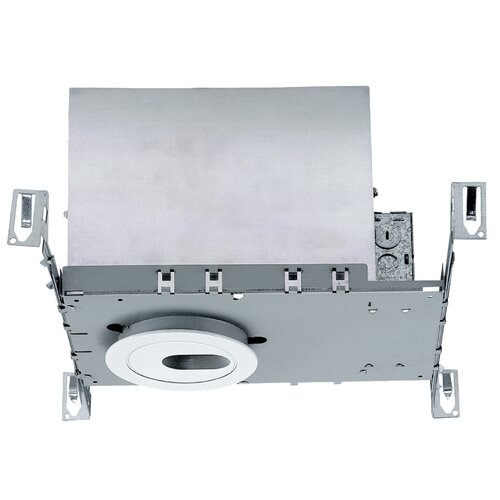 """Royal Pacific IC Airtight Line Voltage 4"""" Recessed Housing"""