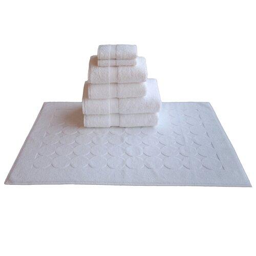100% Turkish Cotton 7 Piece Towel Set