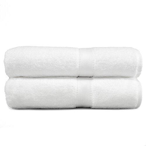 Luxury Hotel and Spa Bath Towel (Set of 2)