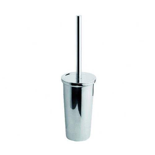 Moda Collection Movin Toilet Brush Holder in Chrome