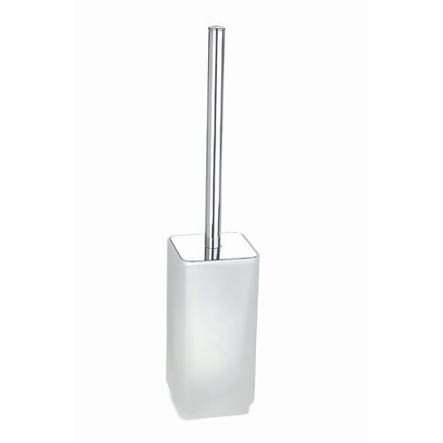 Moda Collection City Toilet Brush in Chrome