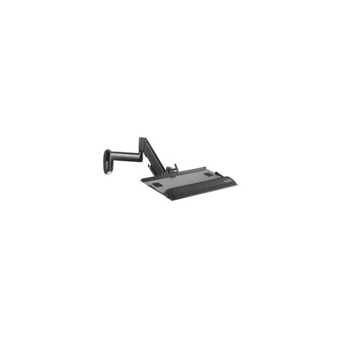 keyboard and mouse tray wall mount wayfair. Black Bedroom Furniture Sets. Home Design Ideas