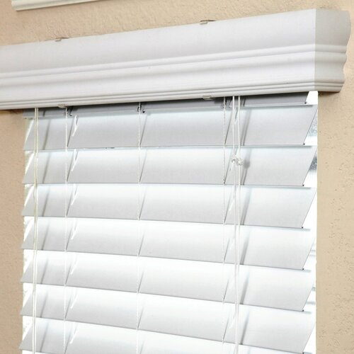 Insulation Blind in White - 54