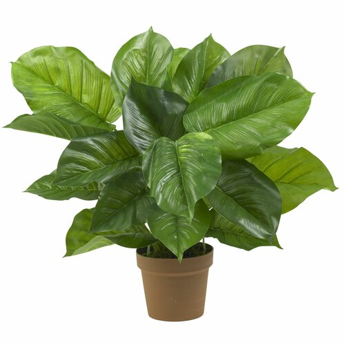 Nearly Natural Philodendron Silk Plant (Real Touch)