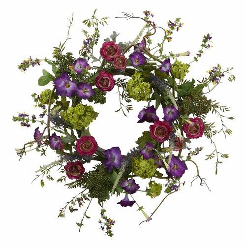 Veranda Garden Wreath