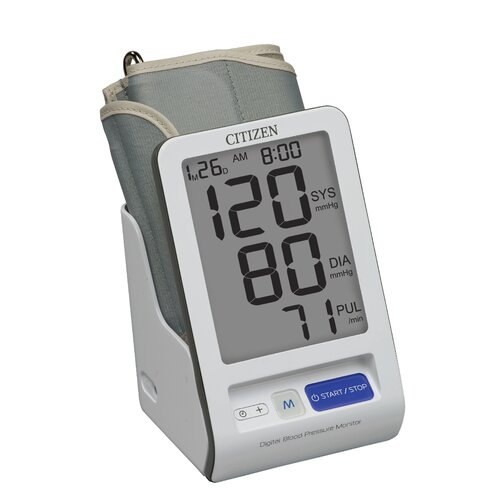 Citizen Self Storing Blood Pressure Arm Monitor