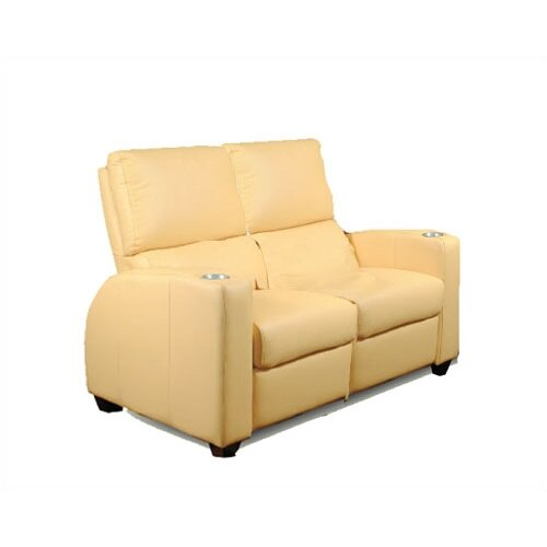 Deco Penthouse Home Theater Loveseat
