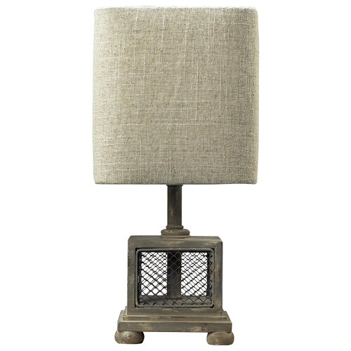 Sterling Industries Chicken Wire Mini Table Lamp