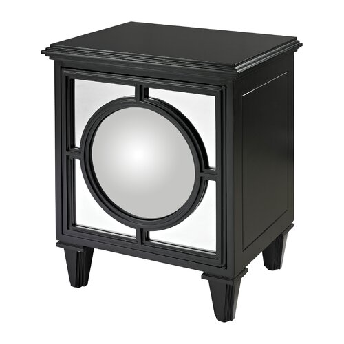 Mirage Cabinet with Convex Mirror