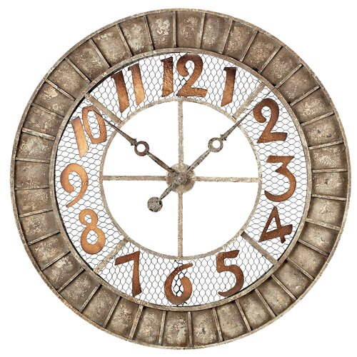 "Sterling Industries Oversized 36"" Wall Clock"