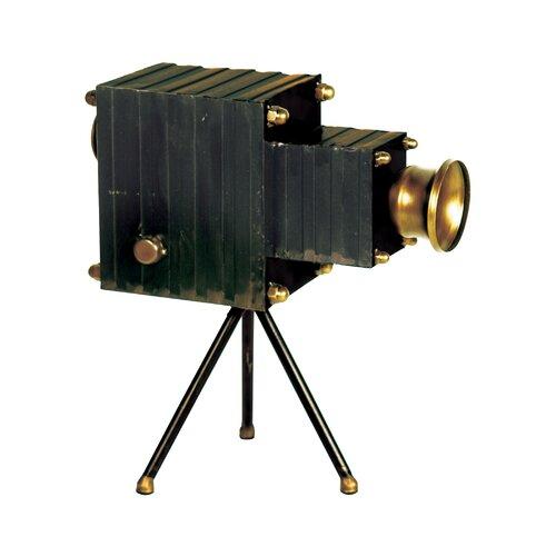 Sterling Industries Portrait Camera Sculpture
