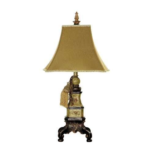 "Sterling Industries Weston 30"" H Table Lamp with Bell Shade"